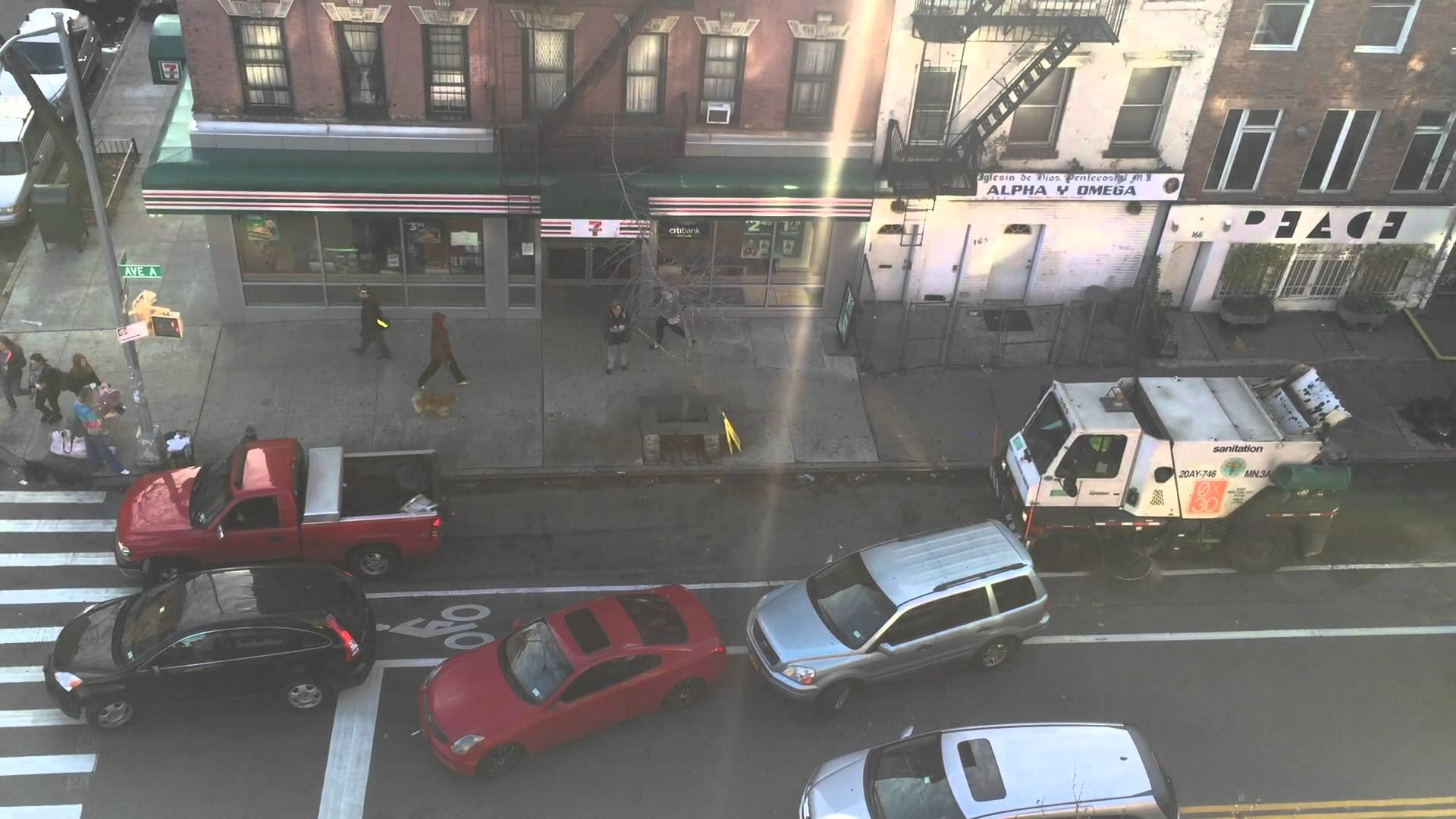 Unintentionally Funny Video Shows The Dance Of The New York City - Nyc street sweeping map