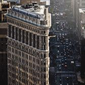 Flatiron Building, Manhattan. Photo via @beholdingeye #viewingnyc #nyc #newyork #newyorkcity