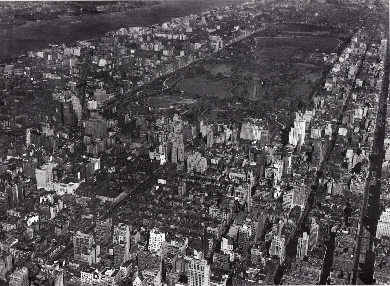 Midtown, Central Park, Upper West Side and Upper East Side, Manhattan, 1972