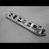 Staten Island - Arthur Kill Ship Graveyard - Mavic pro drone 1080p
