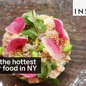 Poké is the hottest summer food in NYC