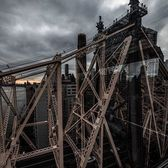 Queensboro Bridge, New York. Photo via @m_bautista330 #viewingnyc #newyork #newyorkcity #nyc