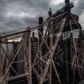Queensboro Bridge, New York. Photo via @m_bautista330 #viewingnyc #newyork #newyorkcity #nyc