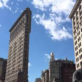 MARCH 18TH, 2016 -- NEW YORK CITY -- FLATIRON BUILDING CLOUDS!
