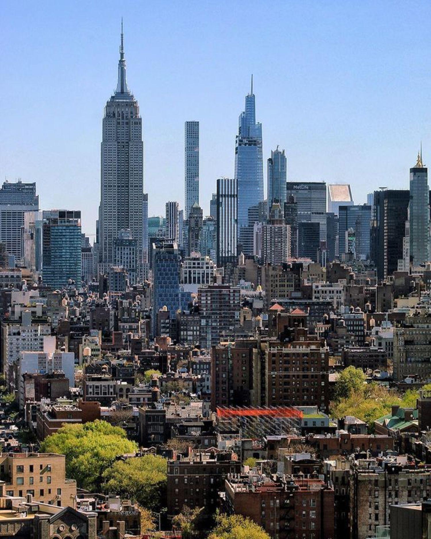 Chelsea and Midtown, Manhattan