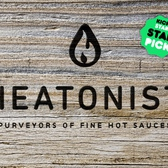 NYC's Hot Sauce Tasting Room by HEATONIST