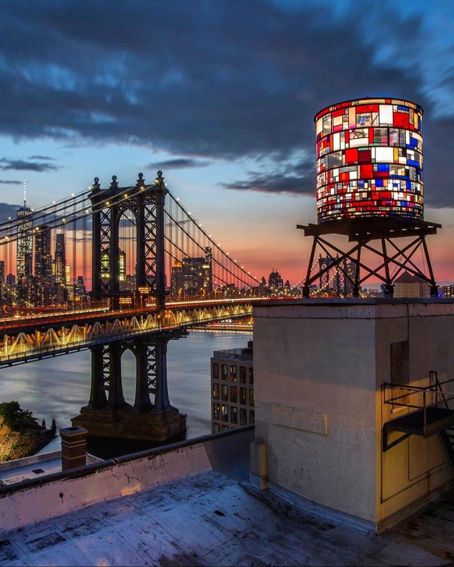 Watertown, Tom Fruin, DUMBO, Brooklyn