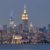 Midtown Manhattan Skyline from New Jersey