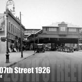 Inwood: West 207th Street in 1926