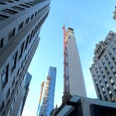 ⁴ᴷ⁶⁰ Walking NYC Billionaire's Row 57th Street from 1st Avenue to 9th Avenue (Supertall Skyscrapers)