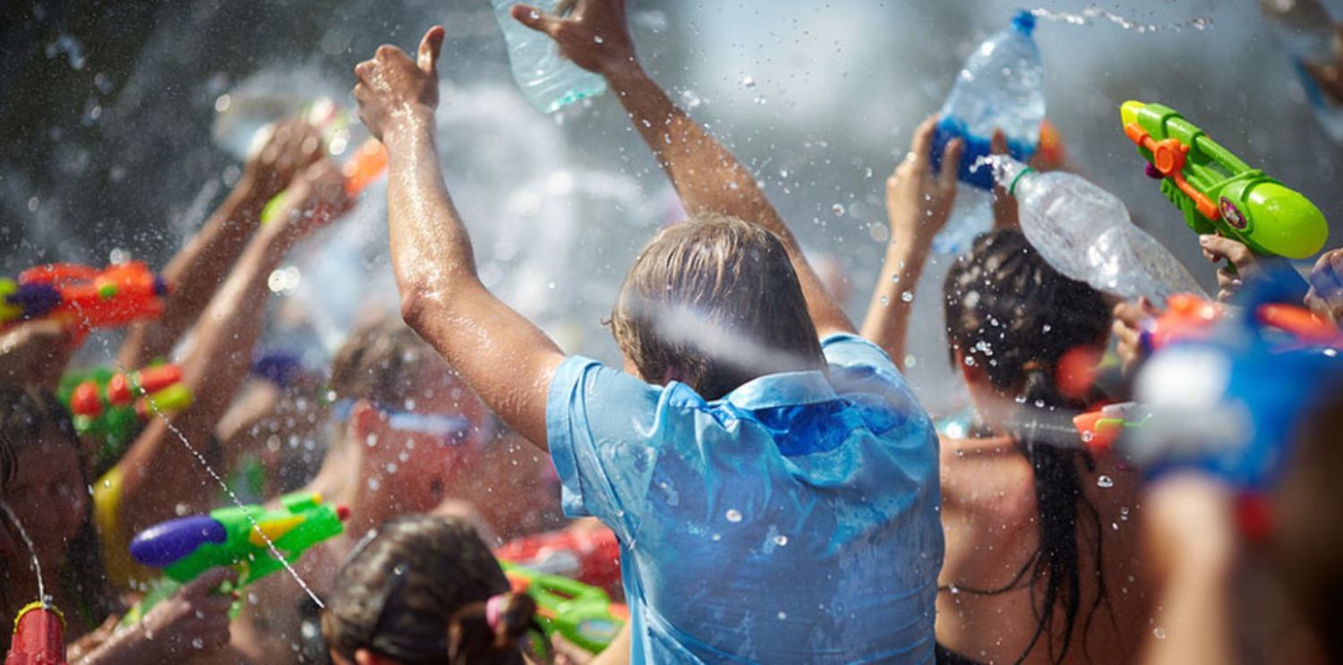 Waterfight NYC 2015 | Get ready for the most epic FREE water battle of the year! Join in groups or complete a single campaign! Joy and fun are guaranteed!