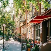 West Village, Manhattan, New York. Photo via @doubleshockpower #viewingnyc #newyorkcity #newyork