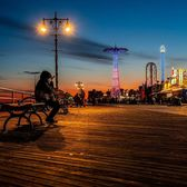 Coney Island Beach & Boardwalk, Coney Island, Brooklyn