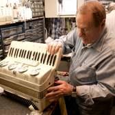 The Sultan Of Squeezeboxes: New York City's Last Accordion Repairman