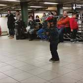 Subway Dance