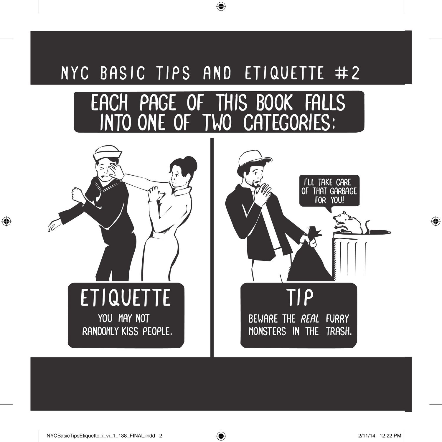 NYC Basic Tips & Etiquette