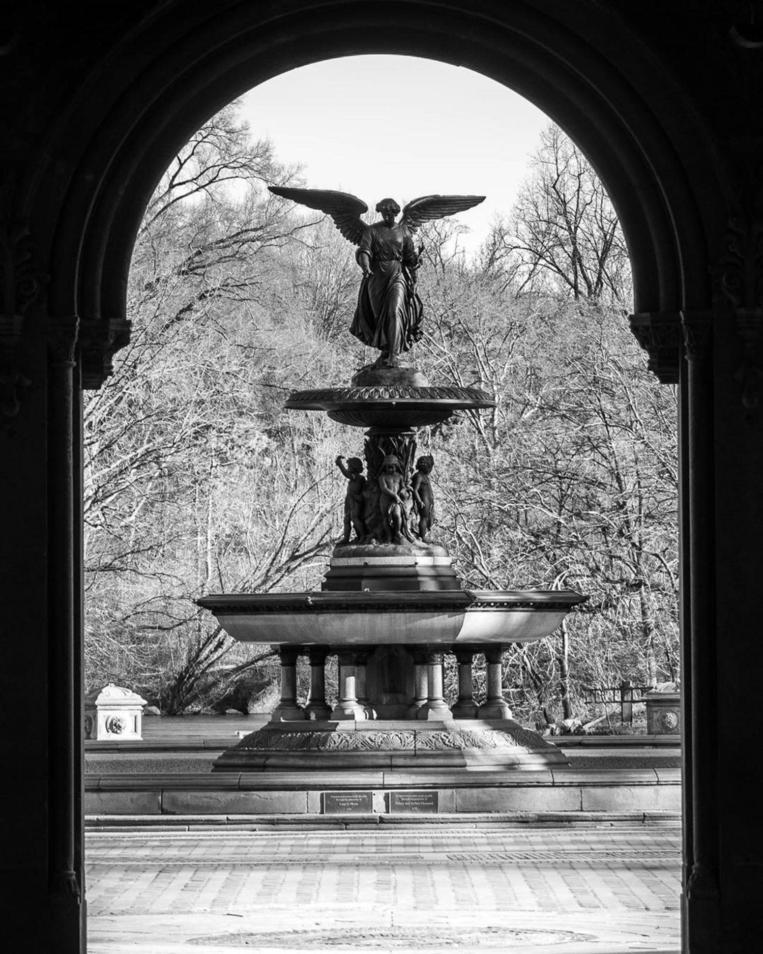 Bethesda Terrace and Fountain, Central Park, New York
