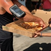 NYC Pizza Run 2018 | Mid-race slices