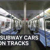 How subway cars get loaded onto the tracks