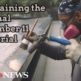 Maintaining the National September 11 Memorial: How workers protect the names of the dead