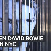 Hidden David Bowie art in NYC