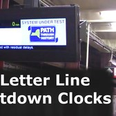ᴴᴰ New Letter Line Countdown Clocks Debut