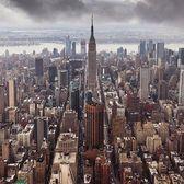New York City. Photo via @craigsbeds #viewingnyc