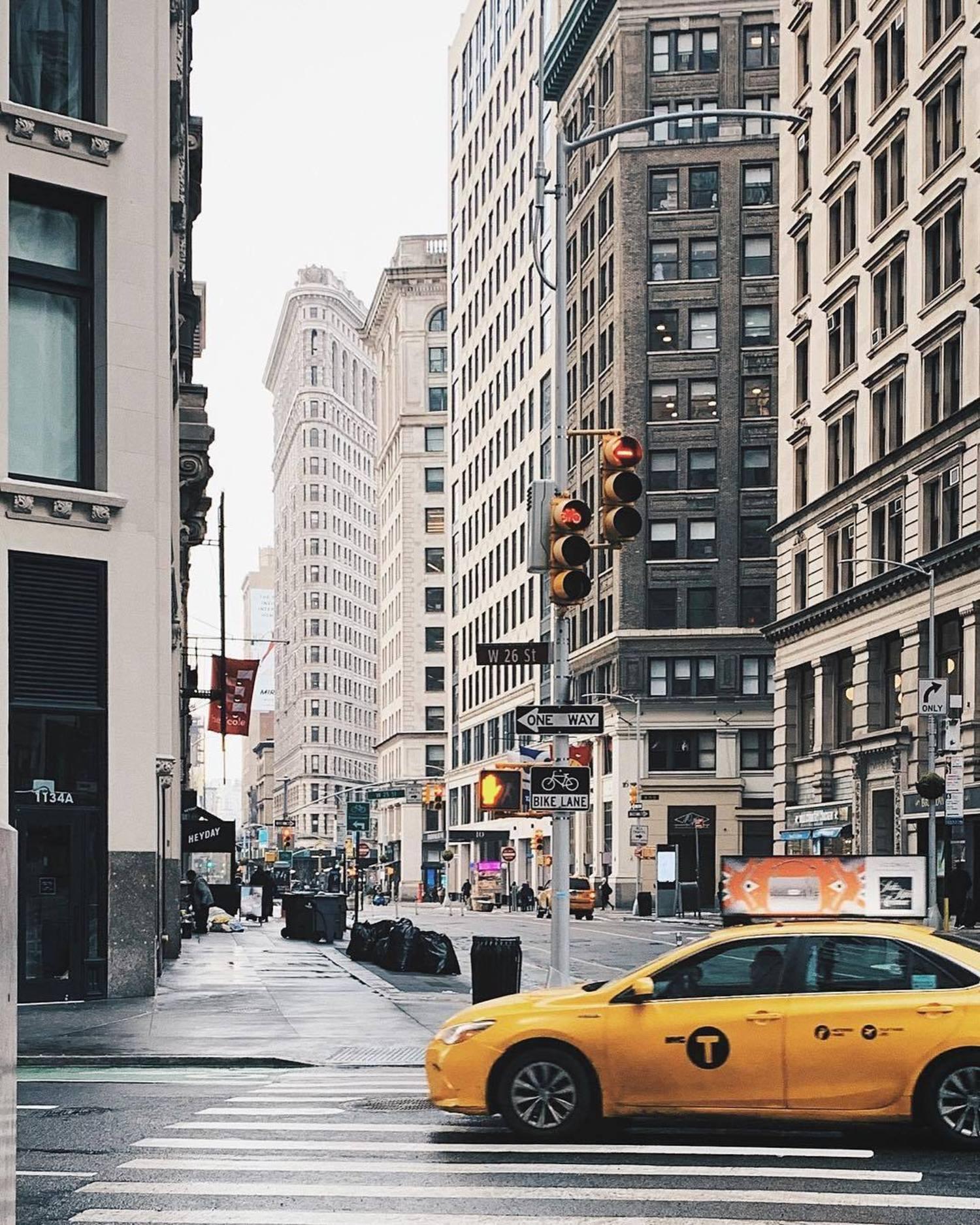 Broadway and 26th Street, Flatiron District, Manhattan