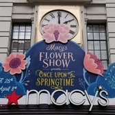 "⁴ᴷ Macy's Flower Show 2018 Walkthrough ""Once Upon a Springtime"" - Herald Square, NYC"