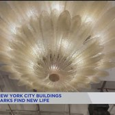Pieces of New York find new life