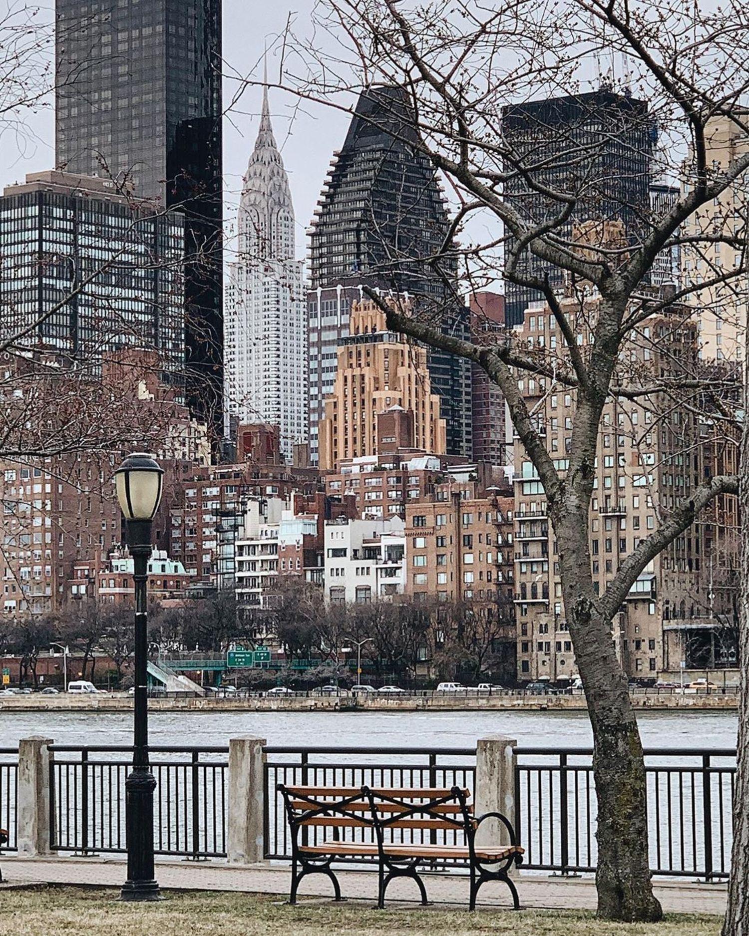 Midtown East, Manhattan from Roosevelt Island