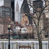 Midtown East, Manhattan from Roosevelt Island