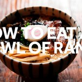 5 NYC Chefs on How to Eat a Bowl of Ramen