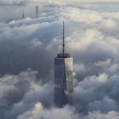 This Morning Above NYC