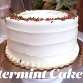 The Wintermint Cake is a Holiday Treat That Belongs on Your Table
