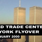World Trade Center / New York City Skyline Flyover - January 2000