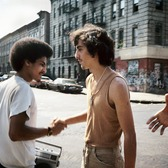 Handshake Bushwick, Brooklyn, NY, September 1984.