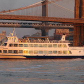 East River Boat Traffic