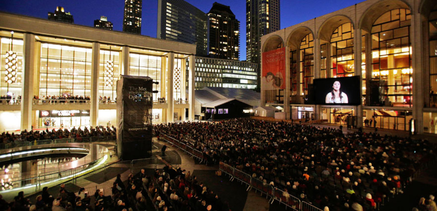 The Metropolitan Opera's 2015 Summer HD Festival