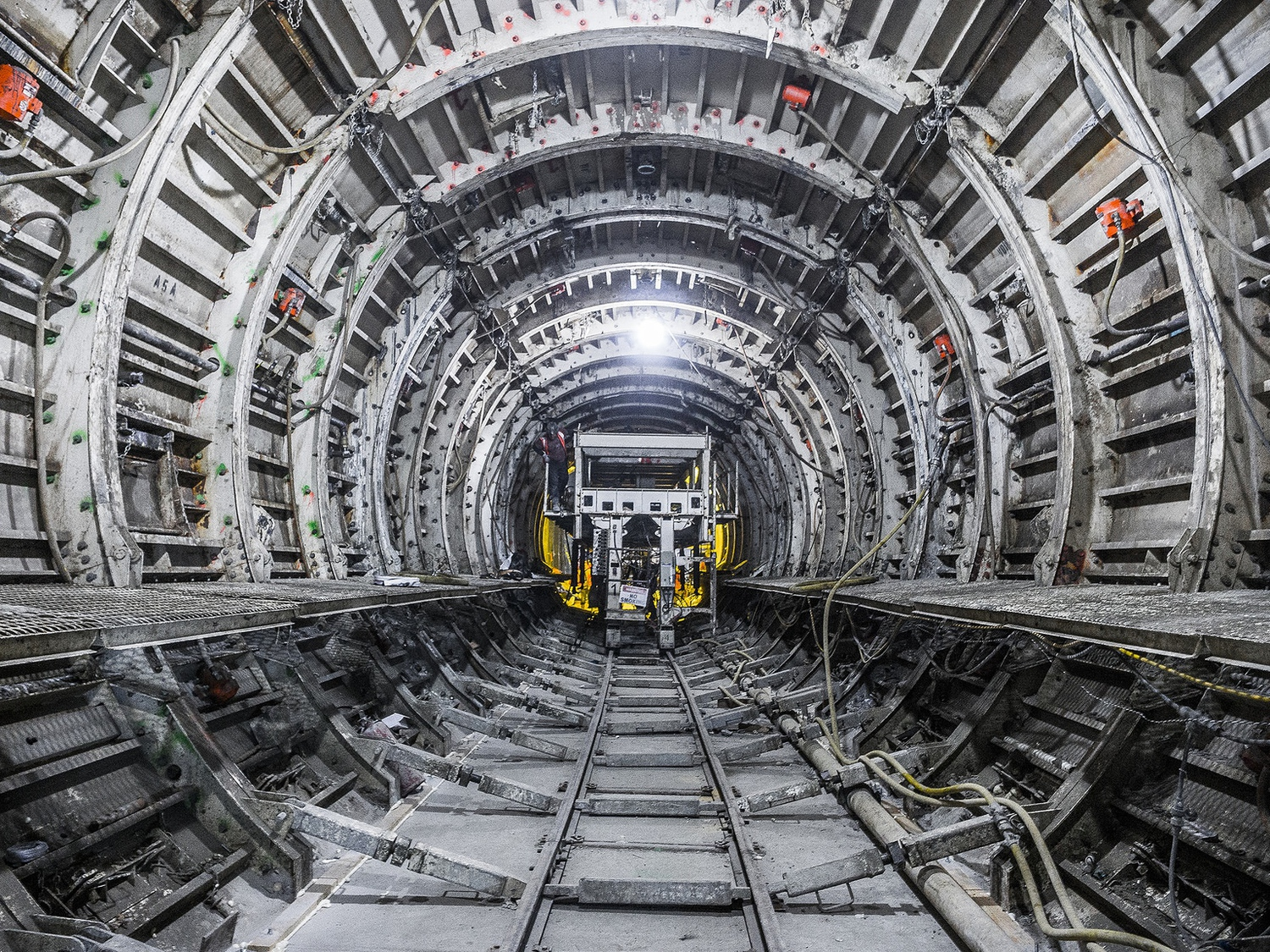 The first phase of NYC's Second Avenue Subway line is scheduled to open in 2016.