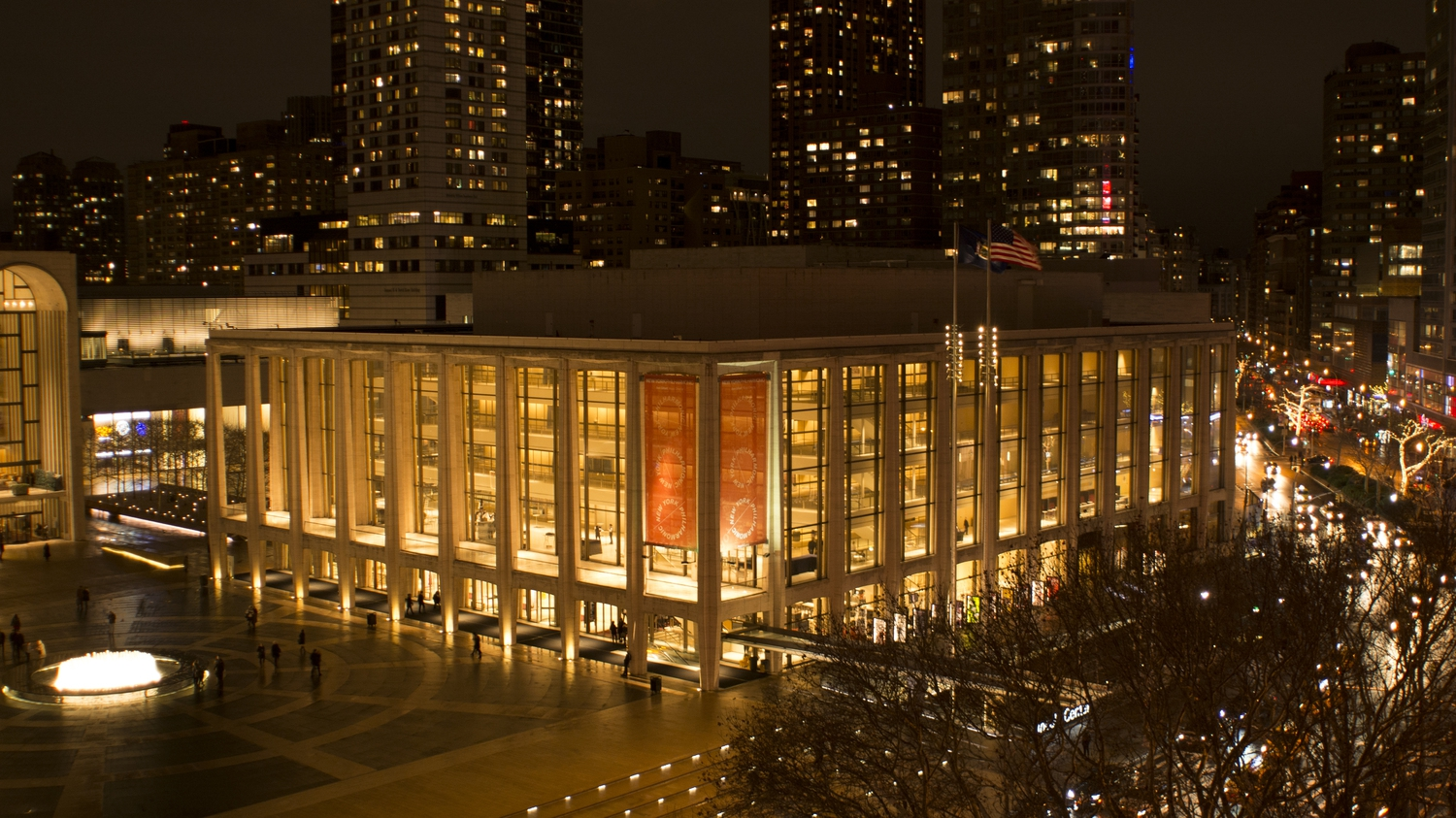 Avery Fisher Hall, Lincoln Center