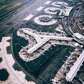 John F. Kennedy International Airport, New York. Photo via @ryanmillier #viewingnyc