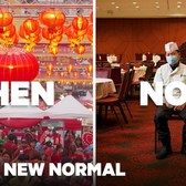Celebrating Lunar New Year At Chinatown's Largest Restaurant Then And Now | New Normal