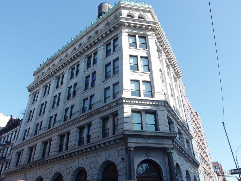 Germania Bank Building at 190 Bowery