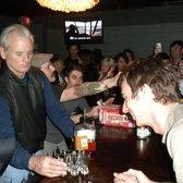 Bill Murray Bartending