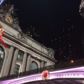 LED Lighting Installed on Pershing Square Viaduct at Grand Central
