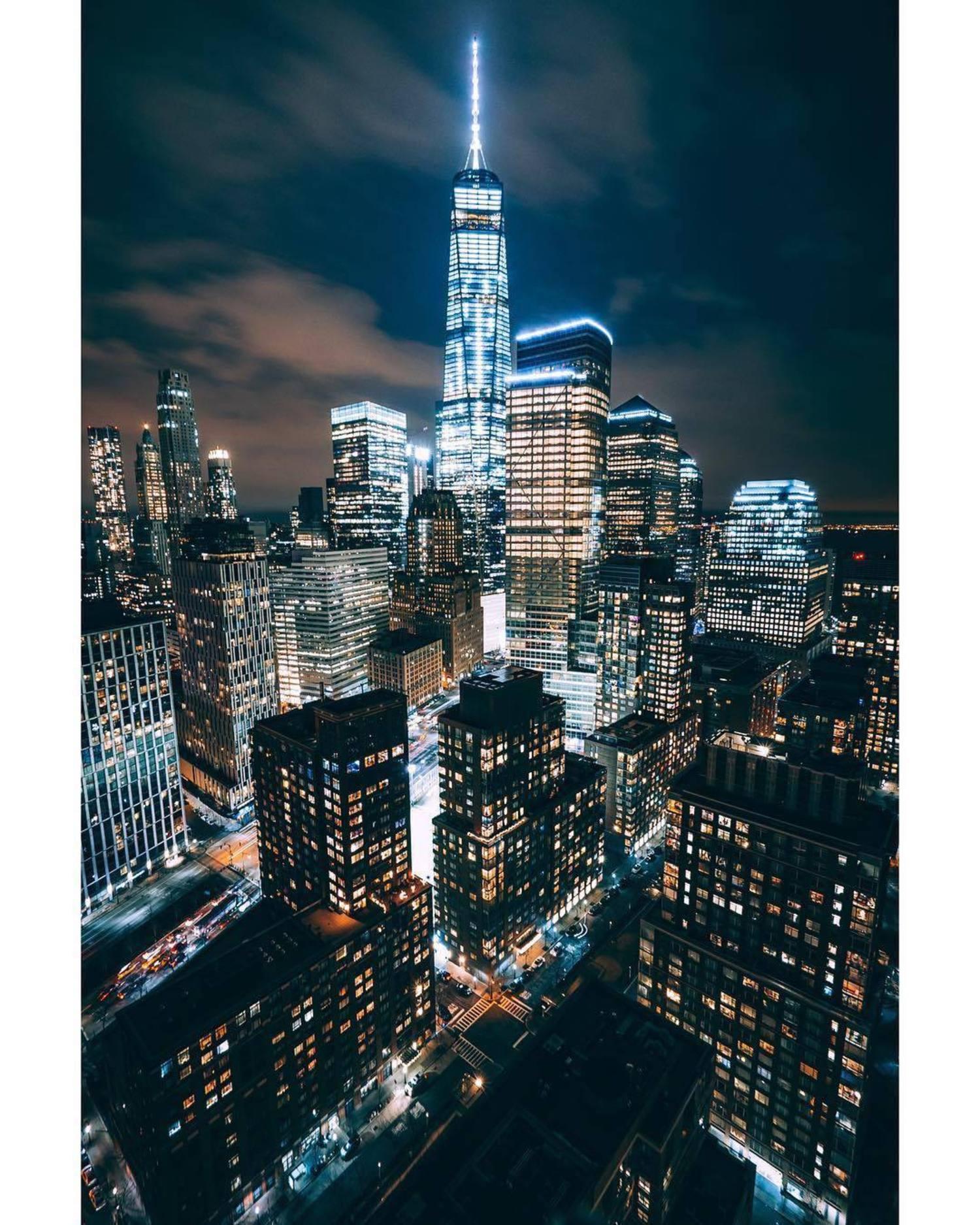 New York, New York. Photo via @rixtagram #viewingnyc #nyc #newyork #newyorkcity