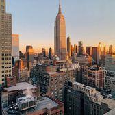 Sunset over Midtown, Manhattan