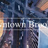 Downtown Brooklyn 5k Drone