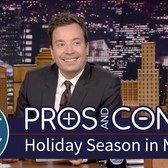 Pros and Cons: Holiday Season in NYC